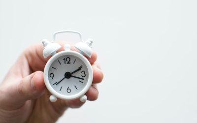 5 outils de gestion du temps pour améliorer votre efficacité !